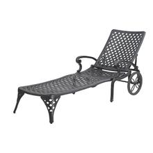 See Details - Columbia Cushion Chaise Lounge (K.D.)