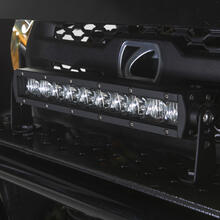 Brush Guard Light Bar