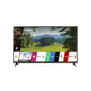 LG ElectronicsUK6300PUE 4K HDR Smart LED UHD TV w/ AI ThinQ® - 43'' Class (42.5'' Diag)