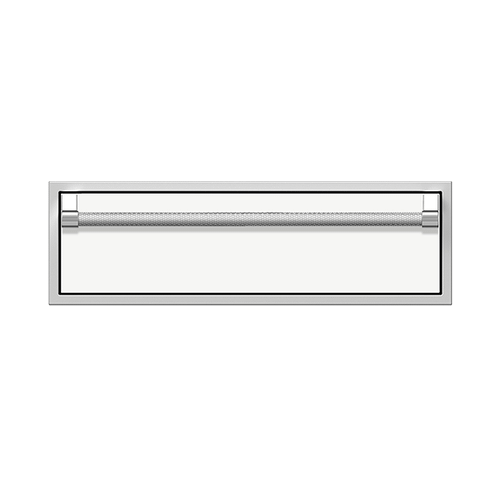 """36"""" Hestan Outdoor Single Storage Drawer - AGSR Series - Froth"""