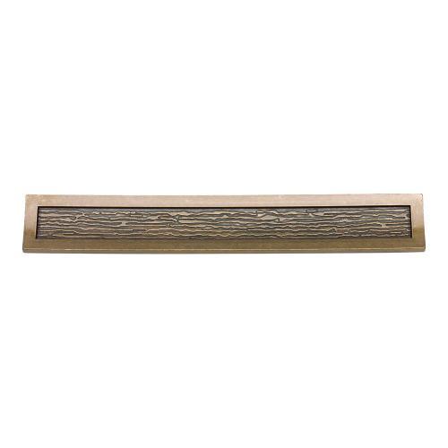 Primitive Pull 5 1/16 Inch (c-c) - Burnished Bronze