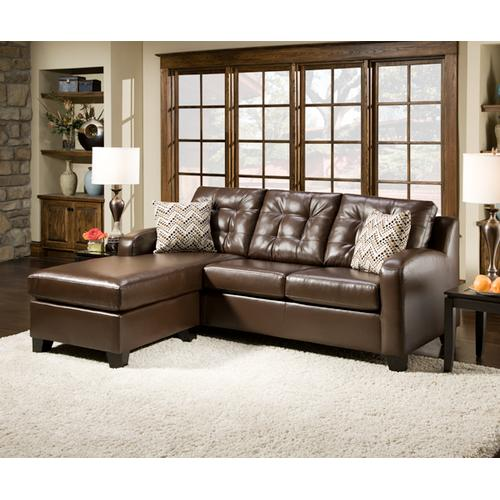 Simmons Upholstery - Queen Sleeper / Chaise
