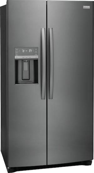 Gallery 25.6 Cu. Ft. 36'' Standard Depth Side by Side Refrigerator