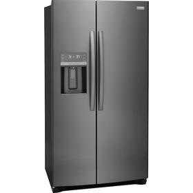 Frigidaire Gallery 25.6 Cu. Ft. 36'' Standard Depth Side by Side Refrigerator