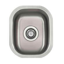 "See Details - LS18152 / Classic Kitchen Sink 15"" X 12-5/8"" X 7"""
