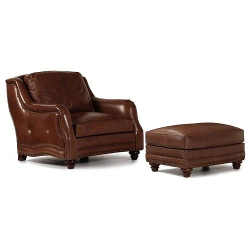 Sundance Chair and Ottoman