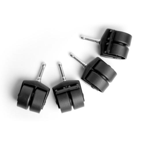 Insta-Lock I-CS374PR Queen/King Deluxe Bed Frame with Rollers