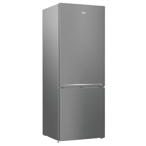"27"" Freezer Bottom Stainless Steel Refrigerator with Auto Ice Maker"