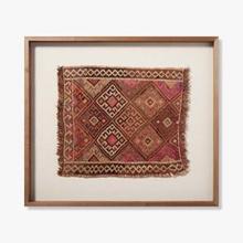 See Details - 0351760022 Vintage Turkish Rug Wall Art