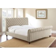 See Details - Swanson Upholstered King Bed - Sand