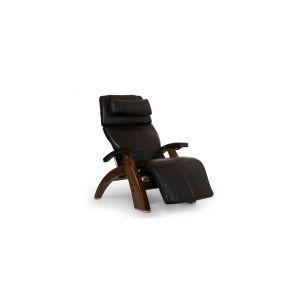 Perfect Chair ® PC-LiVE™ - Espresso Premium Leather - Walnut