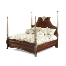 Queen Panel Bed - (3 pc)