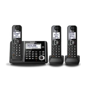 KX-TGF343 Cordless Phones