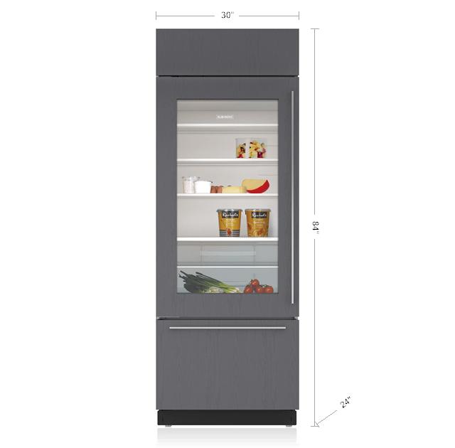 Subzero Built In Refrigerators