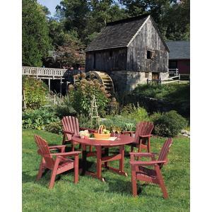"Salem Dining Table 48"" (042)"