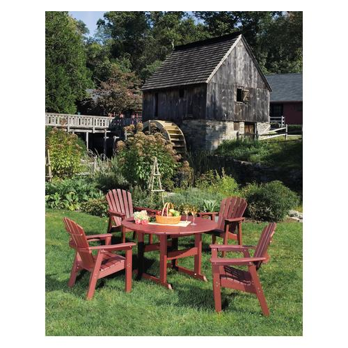 """Seaside Casual - Salem 48"""" Round Dining Table (042)"""