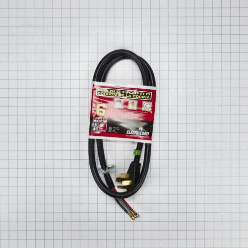 6' 4-Wire 40 amp Range Cord - Other
