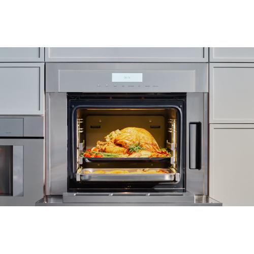 Thermador - Steam Convection Oven 30'' Stainless Steel MEDS301WS