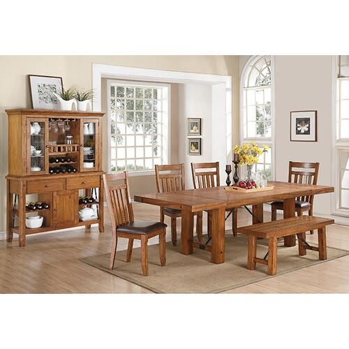 Gallery - Acacia Dining Set