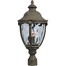 See Details - Morrow Bay Cast 3-Light Outdoor Pole/Post Lantern