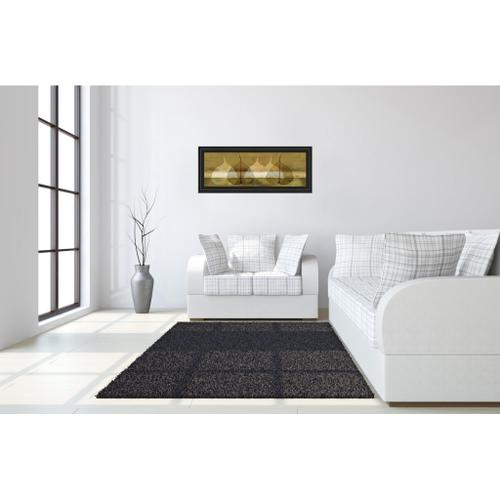"""Classy Art - """"Less Is More III"""" By Patricia Pinto Framed Print Wall Art"""