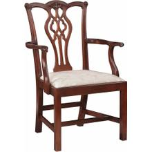 View Product - Chippendale Arm Chair