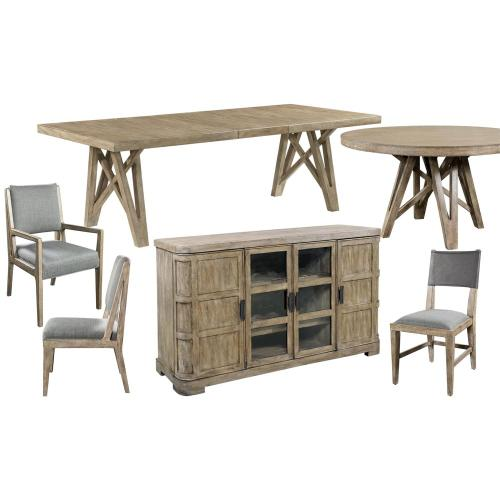Milton Park - Buffet - Primitive Silk Finish