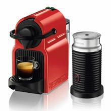 Nespresso Inissia Bundle, Red