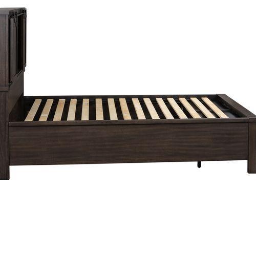 Liberty Furniture Industries - Cali King Storage Rails
