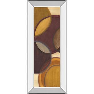 """Moon Shadow Il"" By Jeni Lee Mirror Framed Print Wall Art"