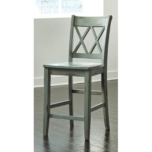 Mestler Counter Height Bar Stool