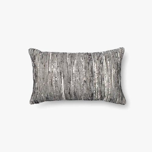 P0242 Black / Multi Pillow