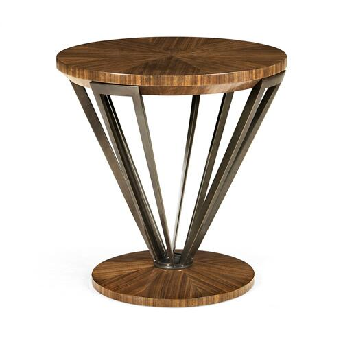 Toulouse Round Lamp Table