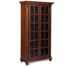 See Details - Savannah Bookcase with Doors