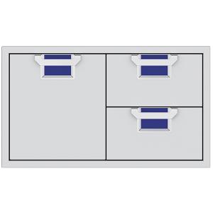 "36"" Aspire Combo Door/Drawer - AESDR Series - Prince"