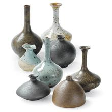 Porcelain Bud Vases (set of 8)