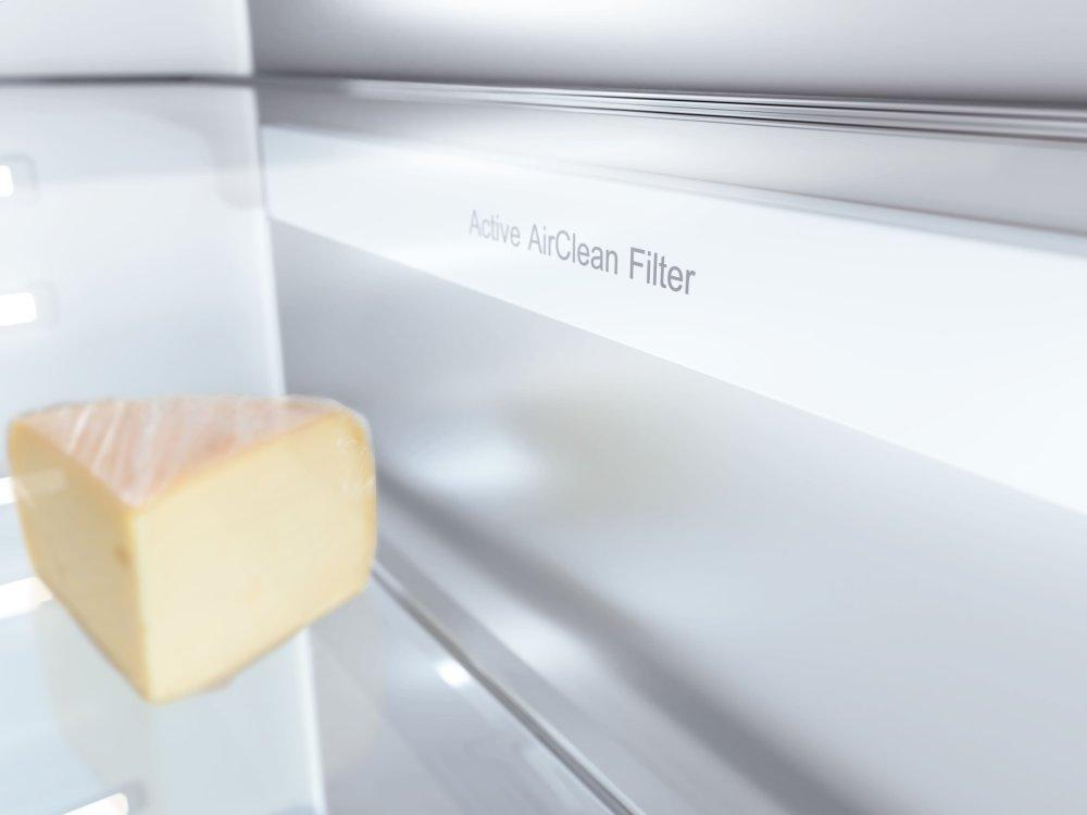 MieleKf 2812 Sf - Mastercool™ Fridge-Freezer For High-End Design And Technology On A Large Scale.