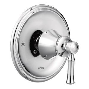 Dartmoor chrome posi-temp® valve trim Product Image