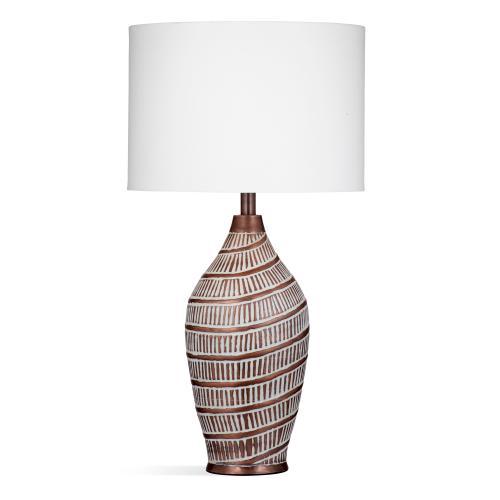 Bassett Mirror Company - Santa Cruz Table Lamp
