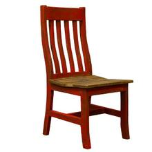Red Santa Rita Chair