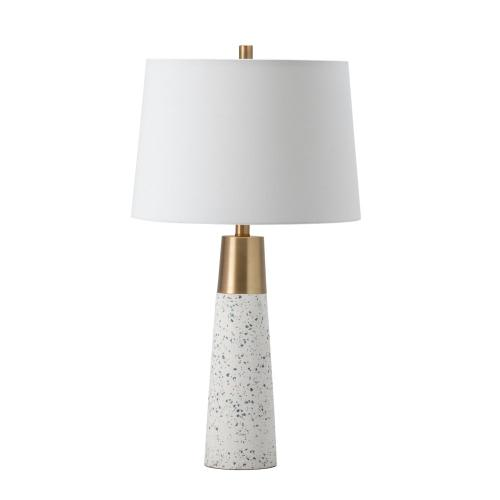 Claire Stone Table Lamp