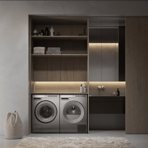Logic Vented Dryer - Titanium