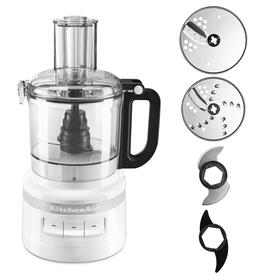 7 Cup Food Processor Plus - Heritage White
