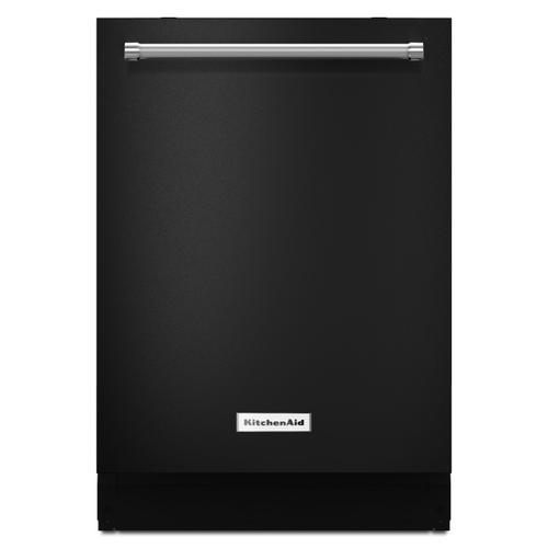 KitchenAid - 46 dBA Dishwasher with ProScrub™ Option - Black