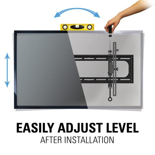 "Extendable Tilting TV Wall Mount for 46""-90"" TVs"
