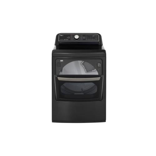 7.3 cu.ft. Smart wi-fi Enabled Gas Dryer with TurboSteam™