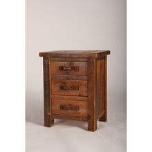 Stony Brooke - 22 X 18, 3 Drawer Nightstand