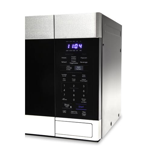 """Viking - 30"""" Built-in Microwave Hood - VMOH330"""