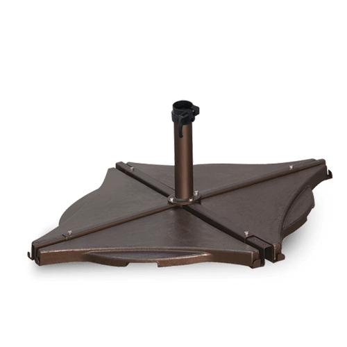 Treasure Garden - BX-AG Cross Base Weights - Black