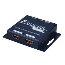 4K HDMI 1x2 Splitter with EDID and Scaling
